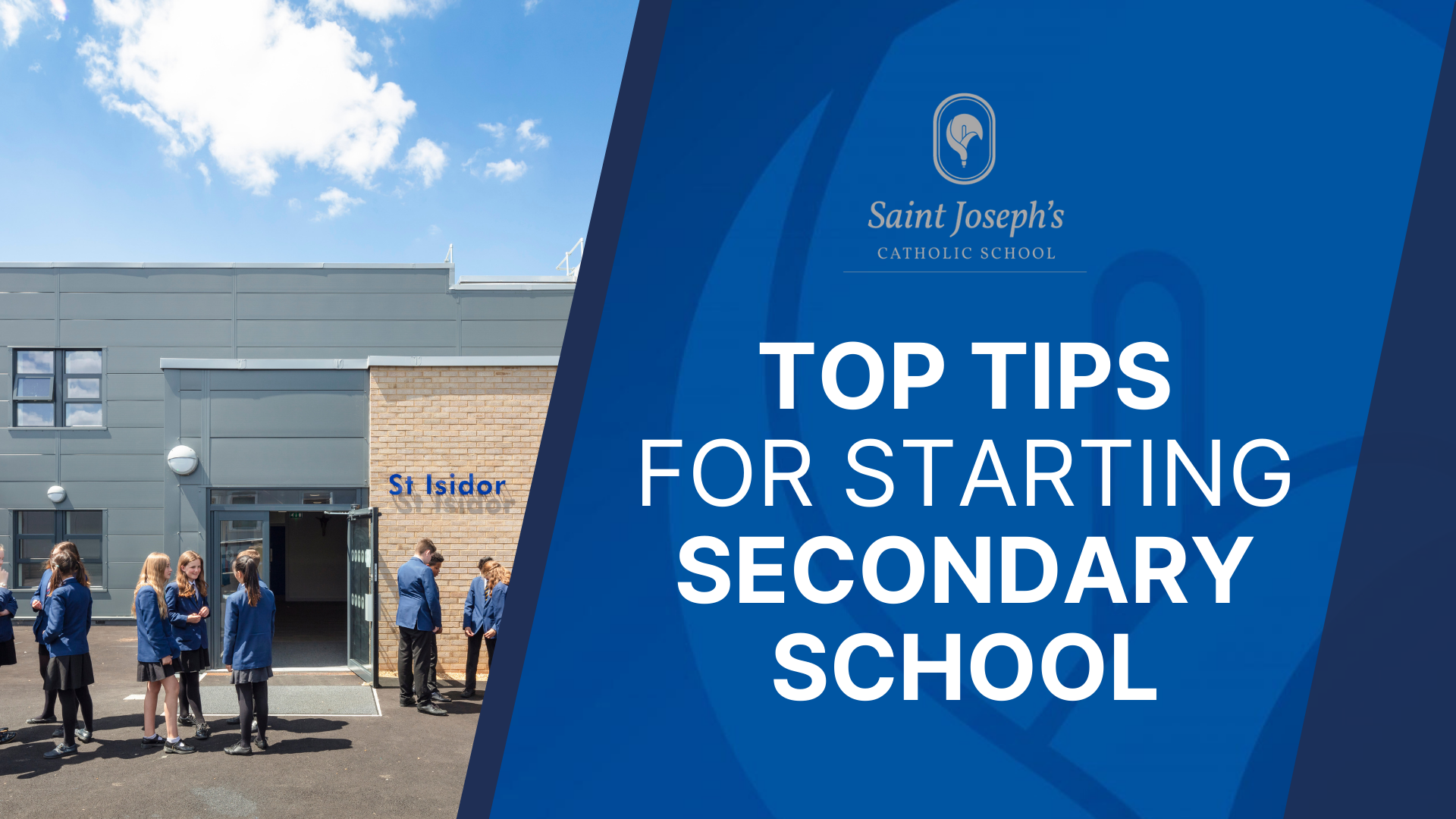 """Featured image for """"Starting Secondary School: Top Tips for Parents"""""""