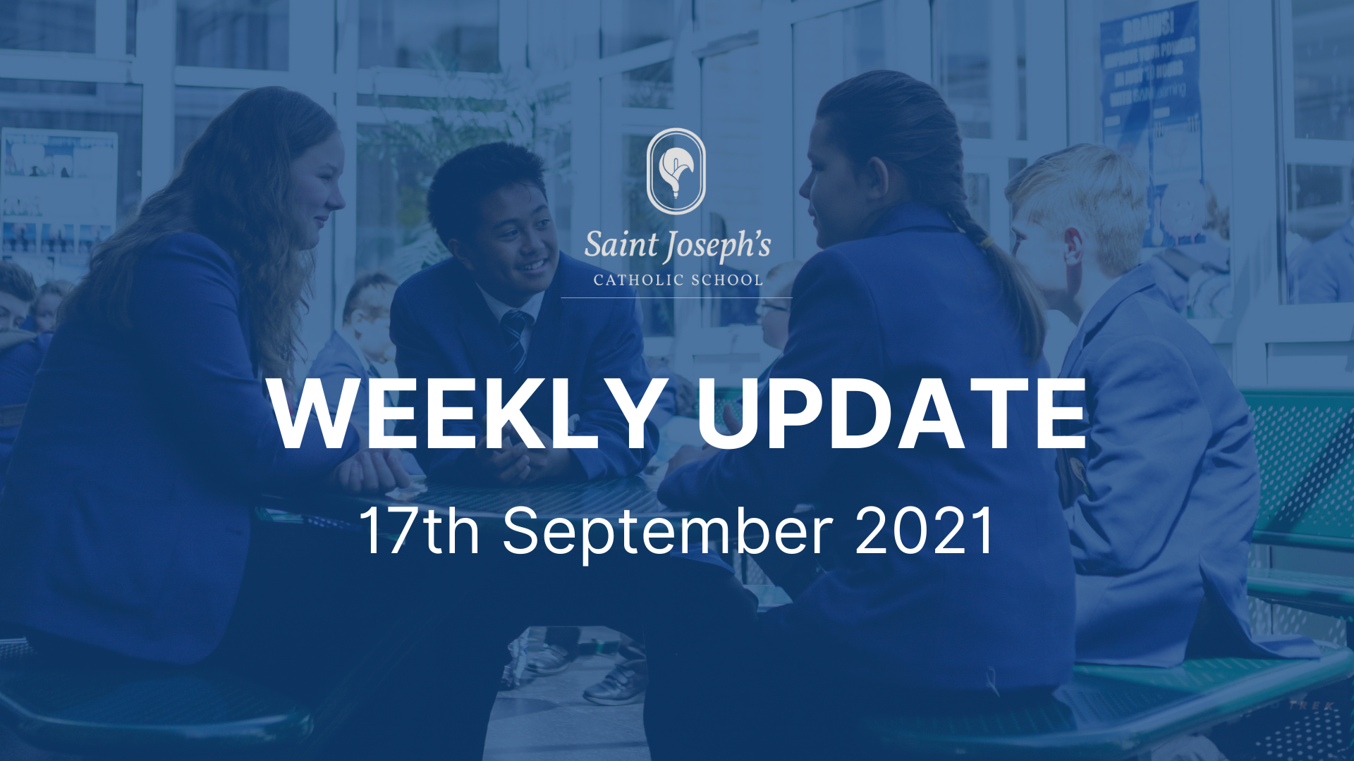 """Featured image for """"Weekly Update: 17th September 2021"""""""