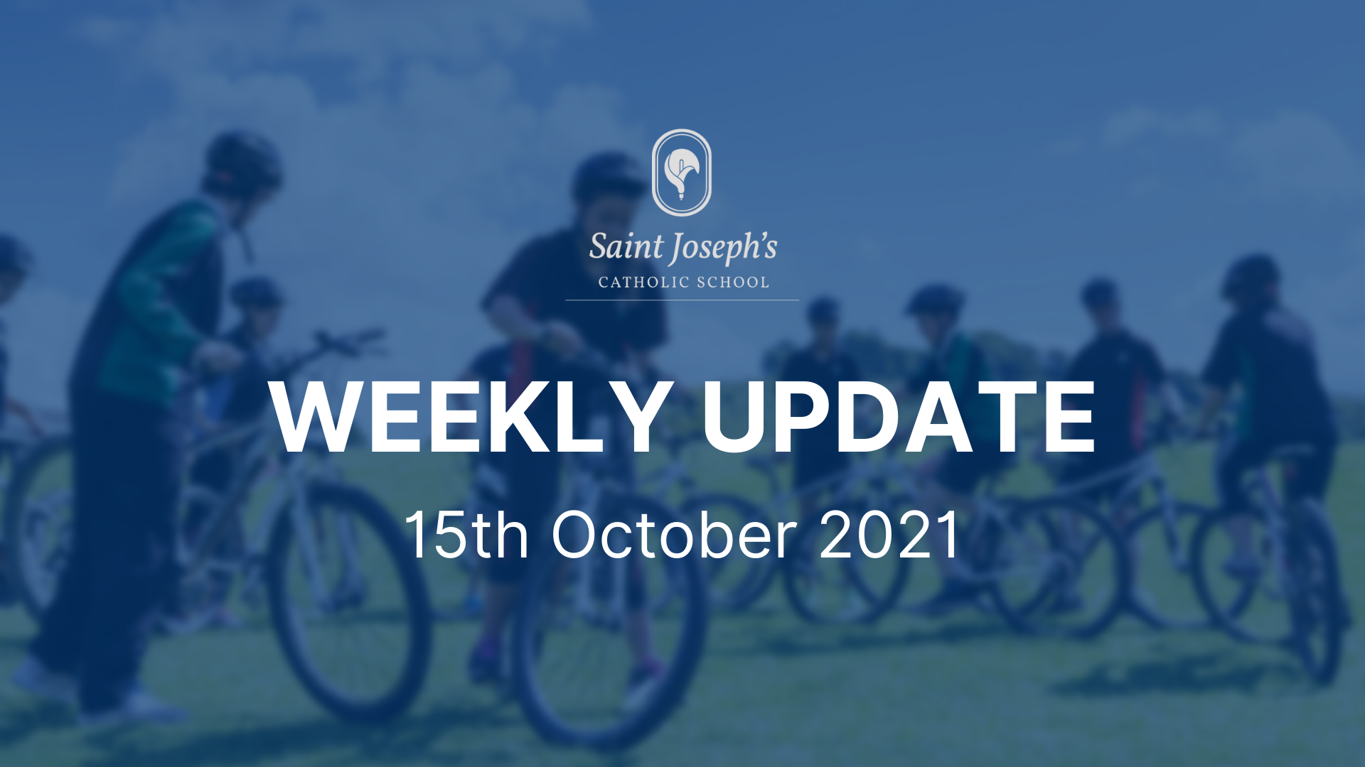 """Featured image for """"Weekly Update: 15th October 2021"""""""